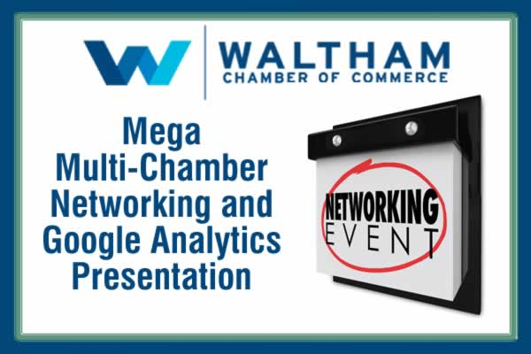 Mega Multi-Chamber Networking and Google Analytics Presentation