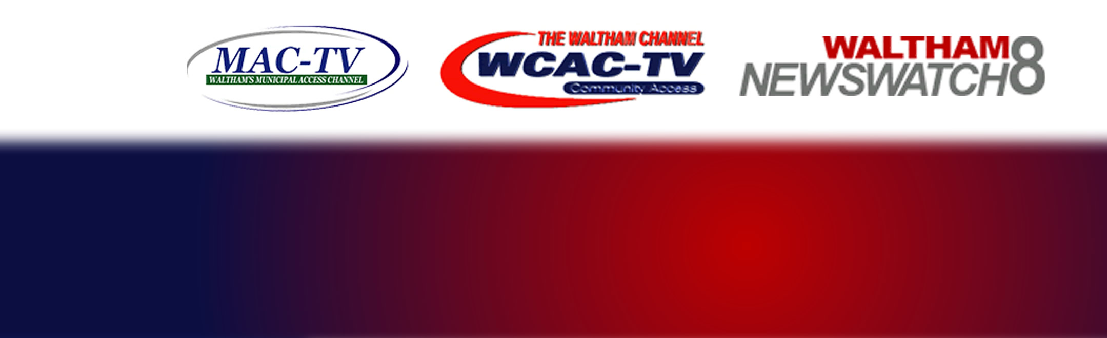 Waltham Community Access Corp, WCAC-TV, MAC-TV, Newswatch8