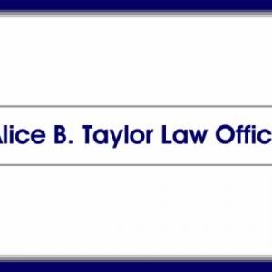 Alice B. Taylor, Attorney at Law