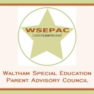 Waltham Special Education Parent Advisory Council
