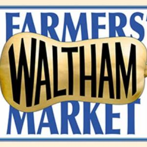 Waltham Farmers' Market, open every Saturday from 9:30 AM to 2 PM, rain or shine, June 11 through November 5