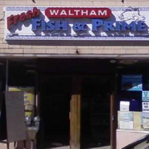 Waltham Fresh Fish & Prime, 36 Spruce St, Waltham, Massachusetts
