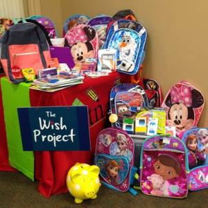 RTN Backpack Drive Benefits Children in Three Communities