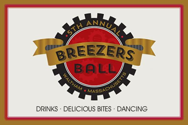 Waltham Breezers Present the 5th Annual Breezers Ball!