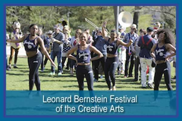 Leonard Bernstein Festival of the Creative Arts Super Sunday!