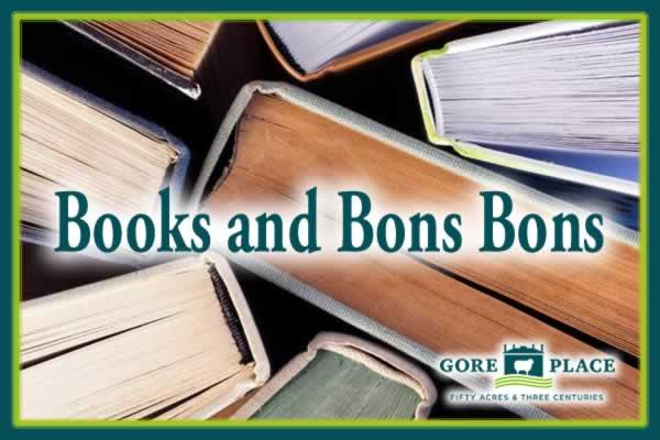 Gore Place Annual Book Sale Preview: Books and Bon Bons