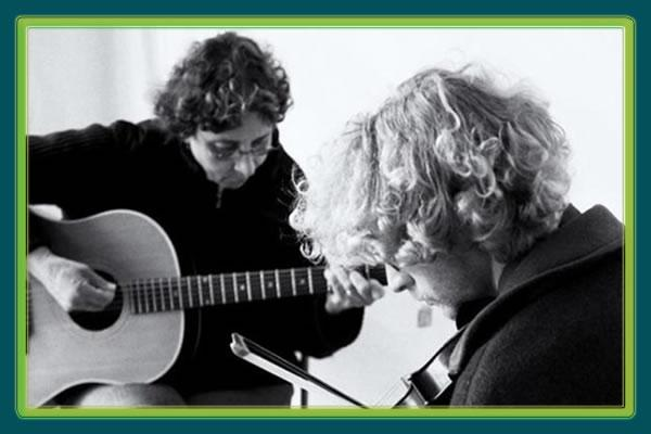 Gore Place Carriage House Concerts: Ruth Rappaport and Ben Wetherbee
