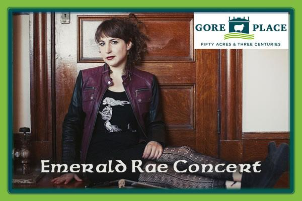 Emerald Rae Concert at Gore Place