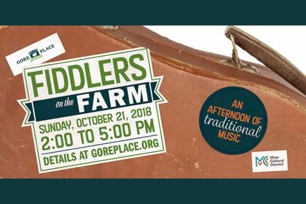Gore Place Fiddlers on the Farm