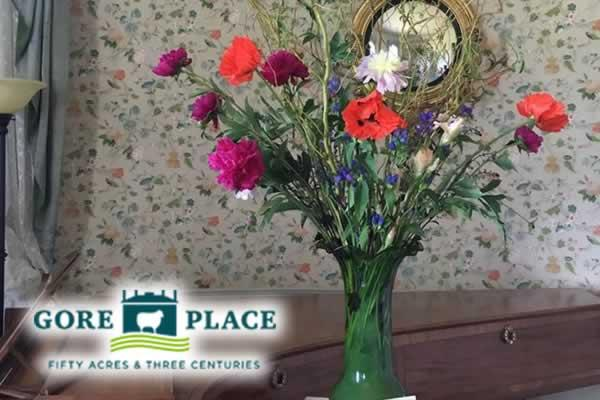 Gore Place:   Be Inspired: A Celebration of Floral Design