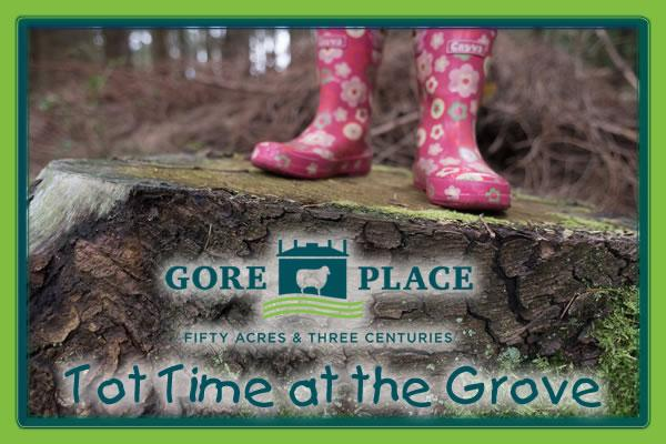 Gore Place: Tot Time at the Grove