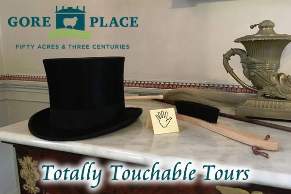 Gore Place - Totally Touchable Tour!