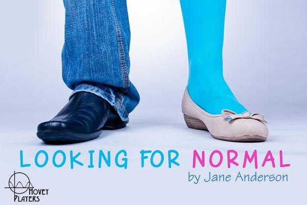 """Hovey Players presents """"Looking for Normal"""" by Jane Anderson"""