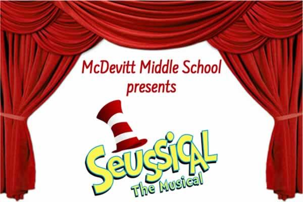 McDevitt Middle School Presents Seussical the Musical