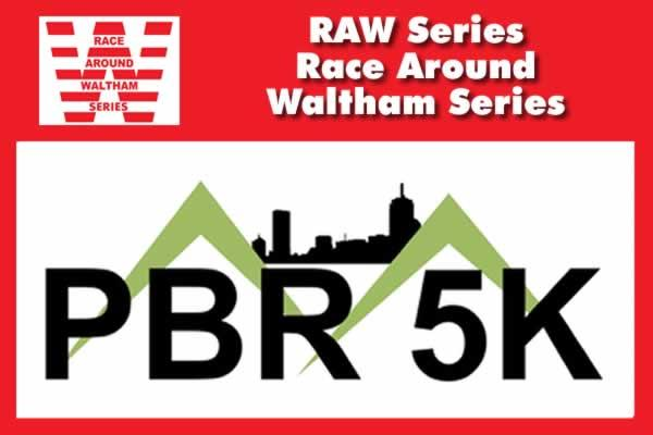 Race Around Waltham (RAW Series) PBR 5 K - Prospect Bandit Run 5K 2018