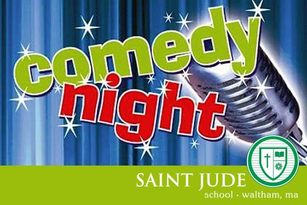 Saint Jude School's 16th Annual Comedy Night