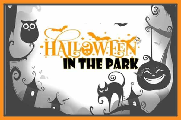 Waltham Recreation Department Halloween in the Park at Prospect Hill Park