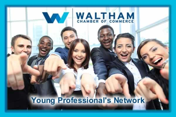 Waltham Chamber Young Professional's Network: Networking Event