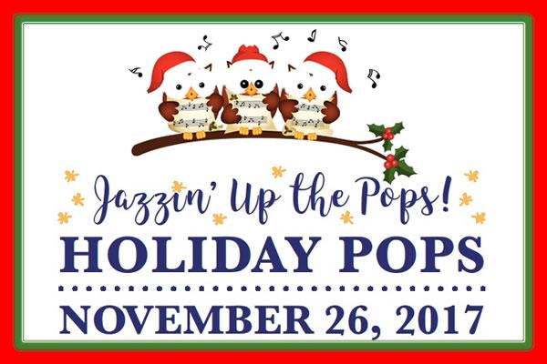 Waltham Philharmonic Orchestra - Jazzin' Up The Pops! Holiday Pops
