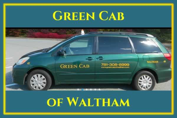 Green Cab of Waltham Taxi & Limousine Services