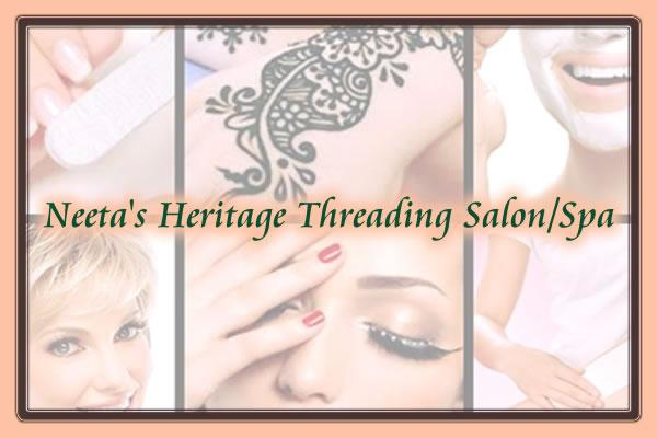 Neeta's Heritage Threading Salon/Spa
