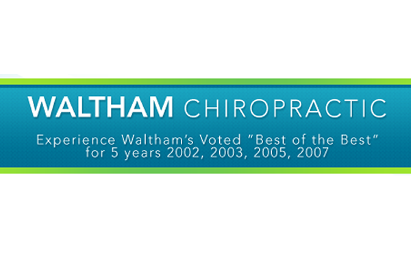 Waltham Chiropractic Blog provides valuable information on everything from joint pain to tips on living a healthier lifestyle.