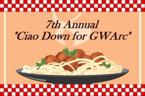 """Greater Waltham Arc: 7th Annual """"Ciao Down for GWArc"""""""