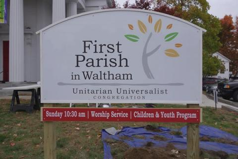 First Parish in Waltham: All Together Sunday wants you! Join Us!