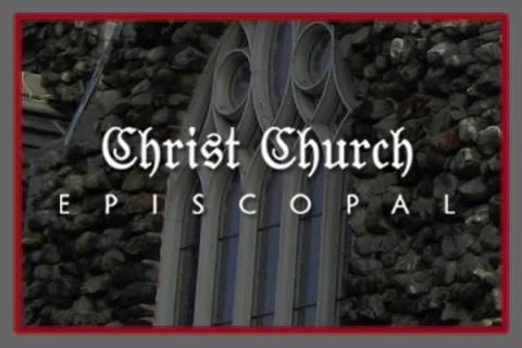 Historic Waltham Month: Christ Church Episcopal Open House