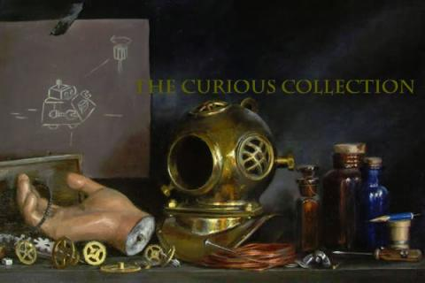 The Curious Collection: A Steampunk Themed Show at Lincoln Studios Gallery