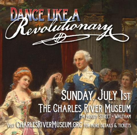 Dance Like a Revolutionary at Charles River Museum of Industry & Innovation