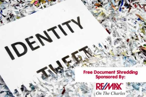 Free Document Shredding Event Sponsored by RE/MAX On The Charles