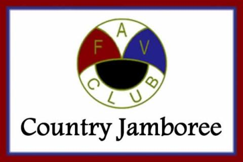 French American Victory Club Country Jamboree with The Country Masters Band and Friends