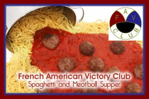 FAV: Spaghetti & Meatball Supper