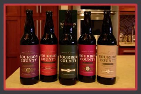 Gordon's Black Friday Rare Tasting and Bourbon County Release