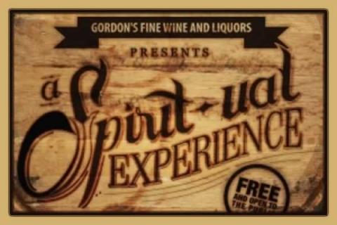 Gordon's Spirit-ual Experience 2015 Whiskey Tasting