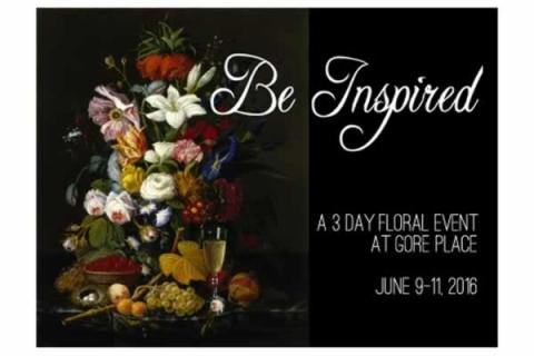 Gore Place: Be Inspired - A Celebration of Floral Design