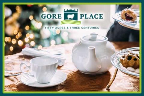 Holiday Tea at Gore Place