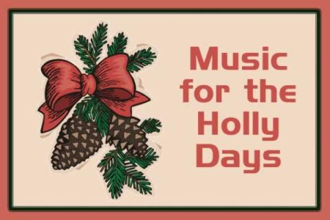 Gore Place: Music for the Holly Days with the Moody Street String Band
