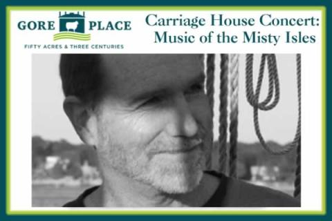 Carriage House Concerts: Music of the Misty Isles with OCarolan Etcetera with Michael OLeary