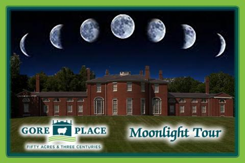 Moonlight Tour at Gore Place