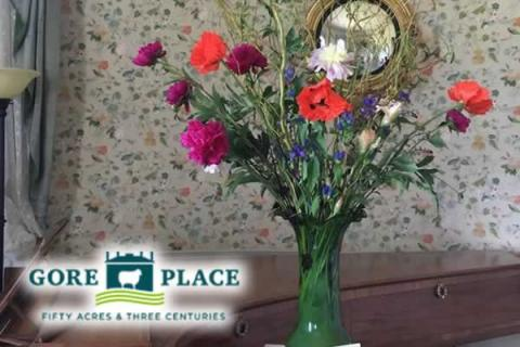 Gore Place - Be Inspired: A Celebration of Floral Design