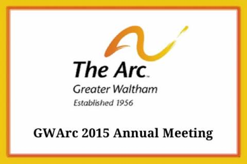 """GWArc 2015 Annual Meeting: """"GWArc: Past, Present and Looking Ahead"""""""