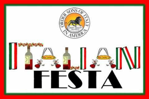 Regina Margherita di Savoia Mixed Lodge #1094 of the Order Sons of Italy in America Italian Festa Returns to Waltham Common June 4