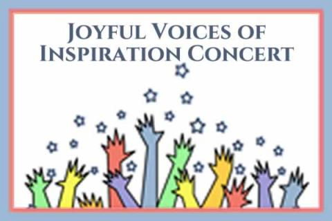 Joyful Voices of Inspiration Concert at First Parish in Waltham