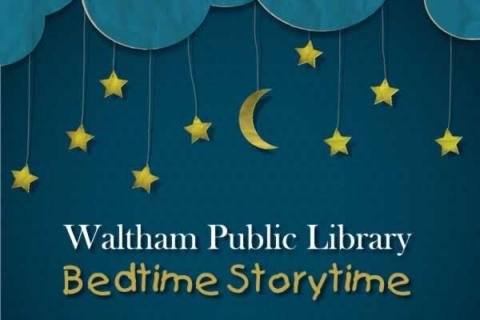 Bedtime Storytime at Waltham Public Library