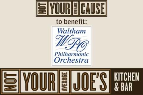 Not Your Average Cause Tuesdays in December: Waltham Philharmonic
