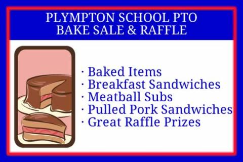 Plympton School PTO Bake Sale