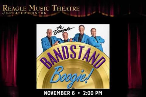 "Reagle Music Theatre: ""Bandstand Boogie!"" Starring The Diamonds"