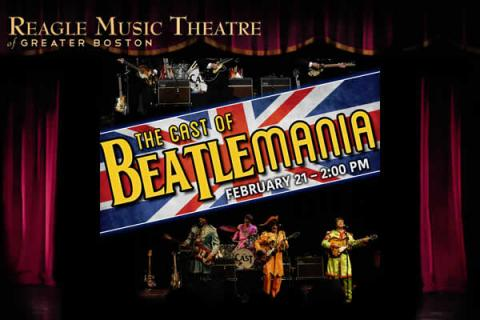 Reagle Theatre presents The Cast of Beatlemania